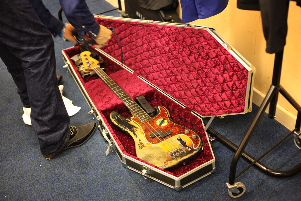 John Doe's Bass case