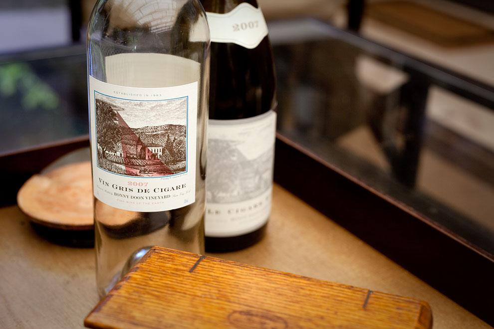 Bonny Doon wine