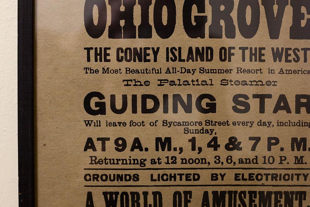 Vintage Coney Island Print (Ohio)