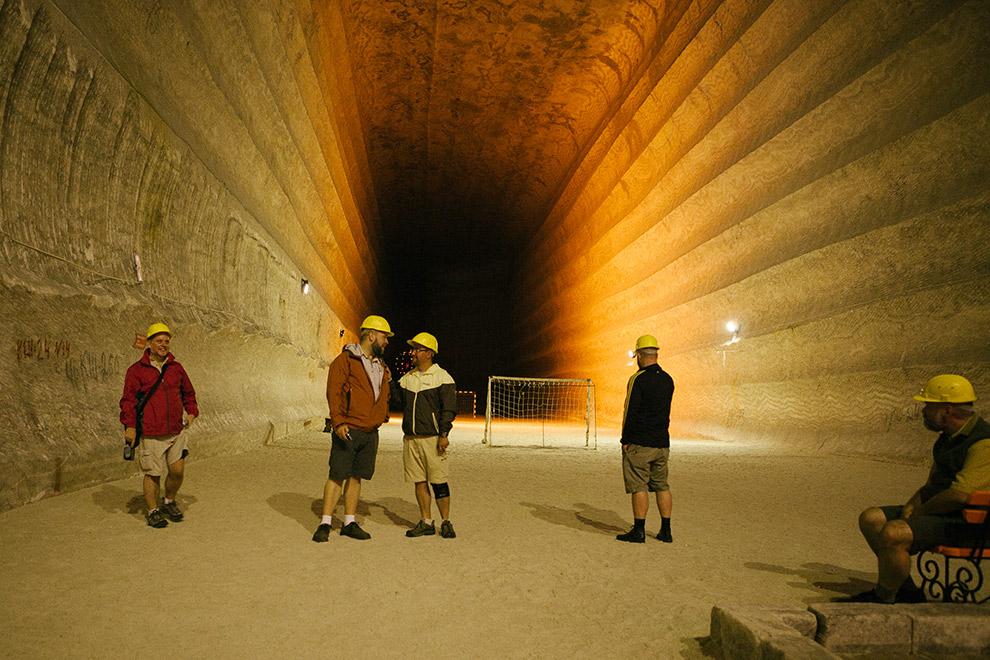 187 Soledar Salt Mines