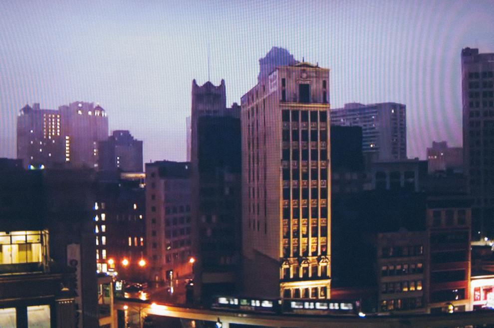 Detroit, I think