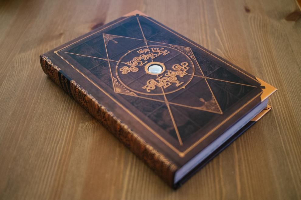 The Book of Ni No Kuni