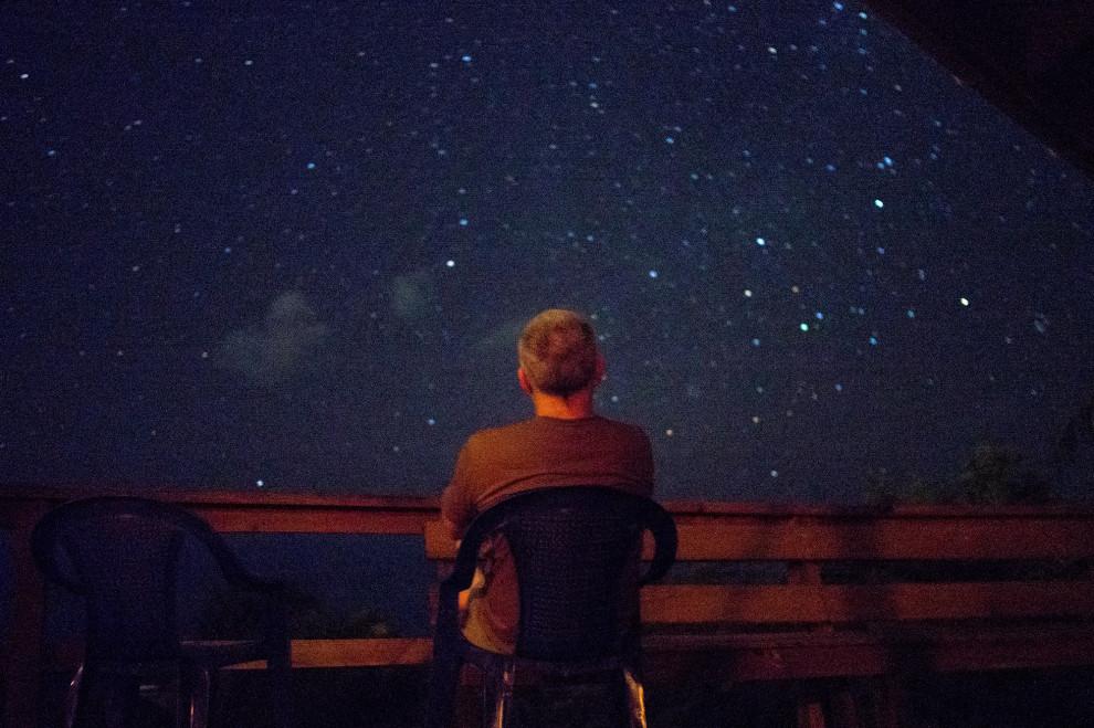 Erik and the stars