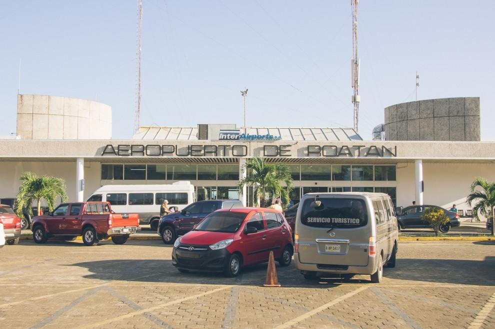 Roatan airport