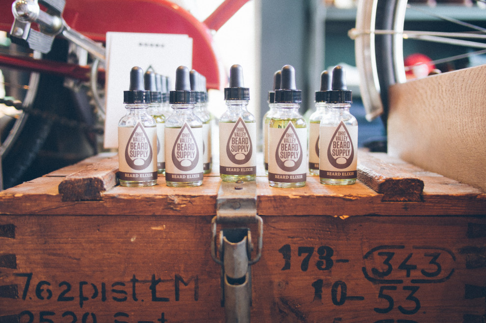 Ohio Valley Beard Oil
