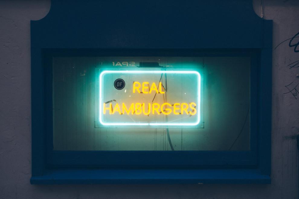 Real Hamburgers