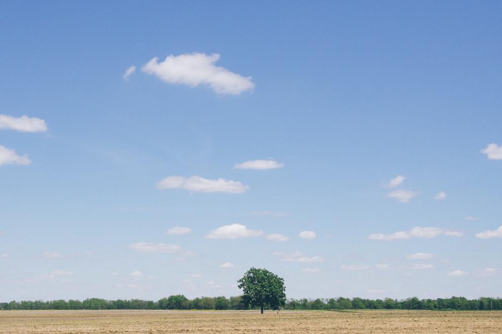 Big sky country, Ohio style