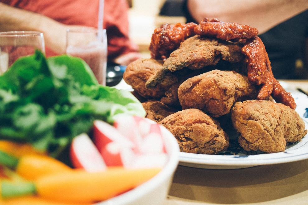 Momofuku Fried Chicken