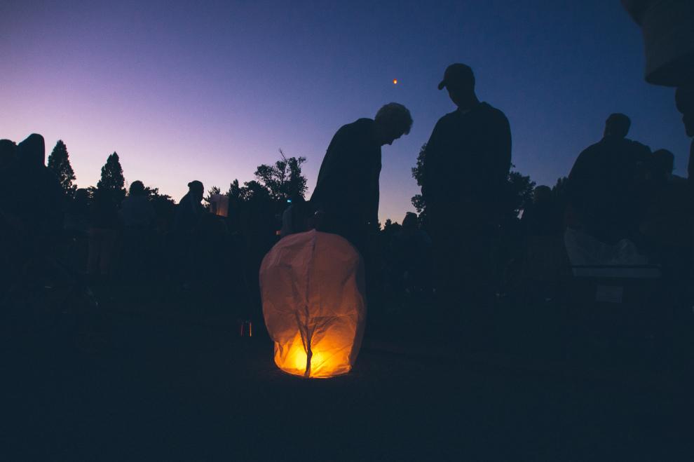 Lantern Lighting Ceremony