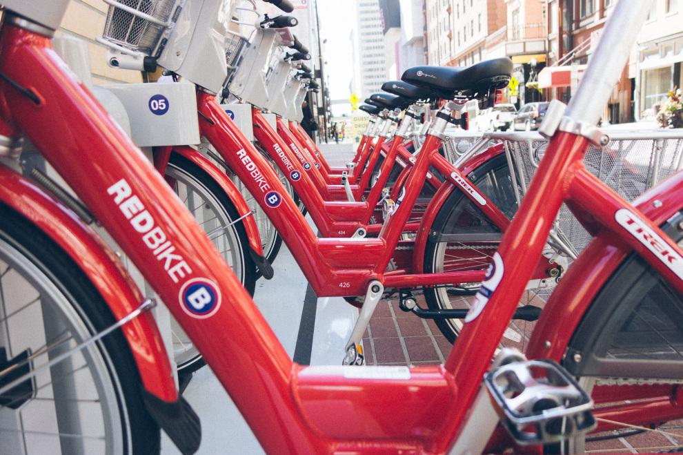 Red Bikes Cincy