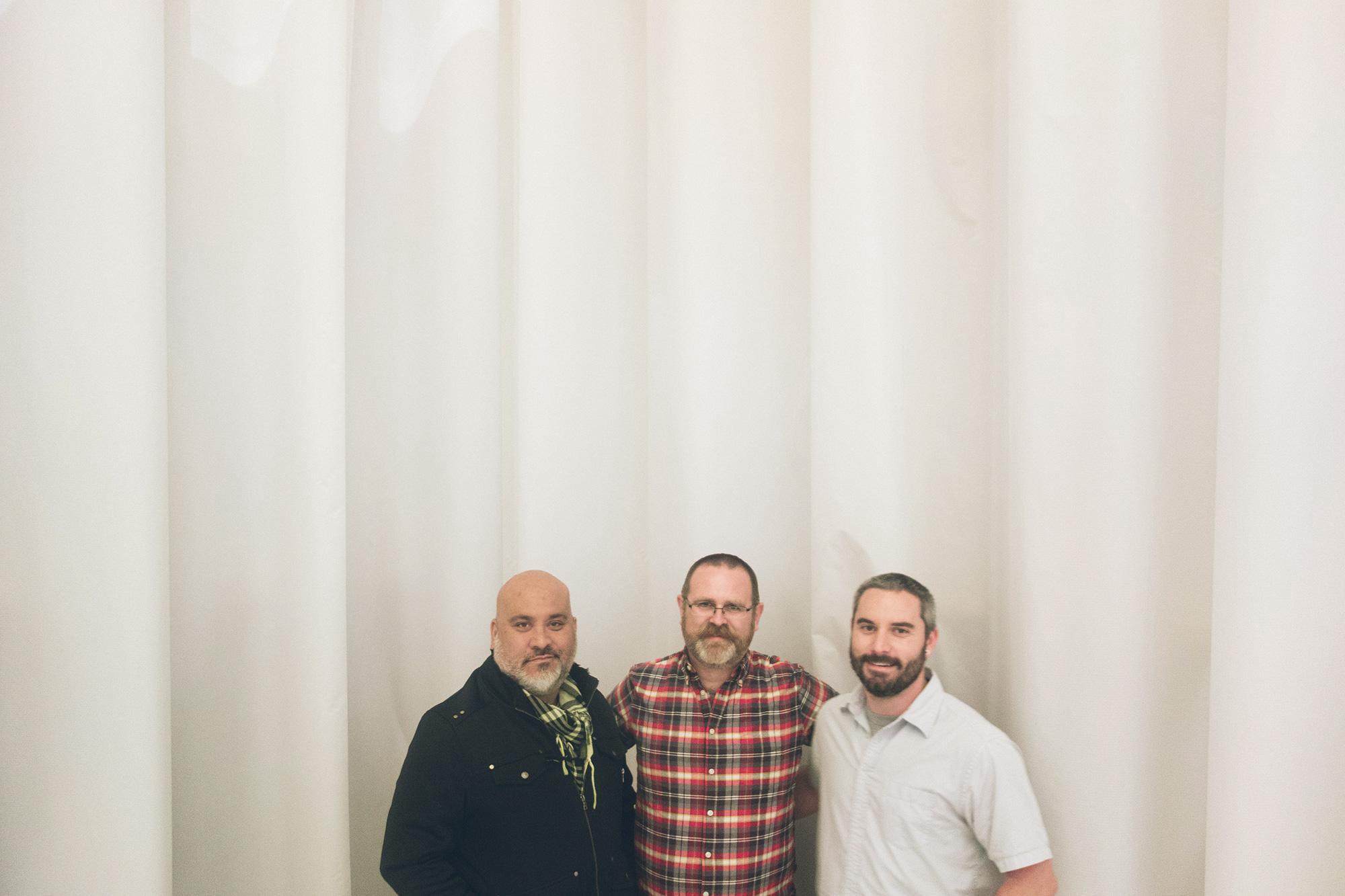 Joe, Dan, Brett