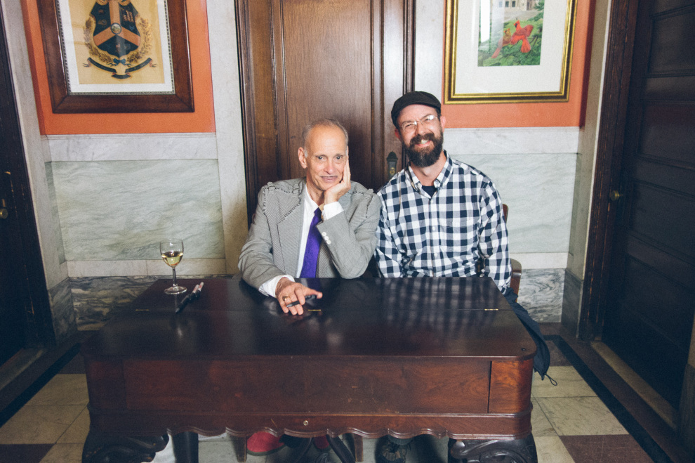 John Waters and me