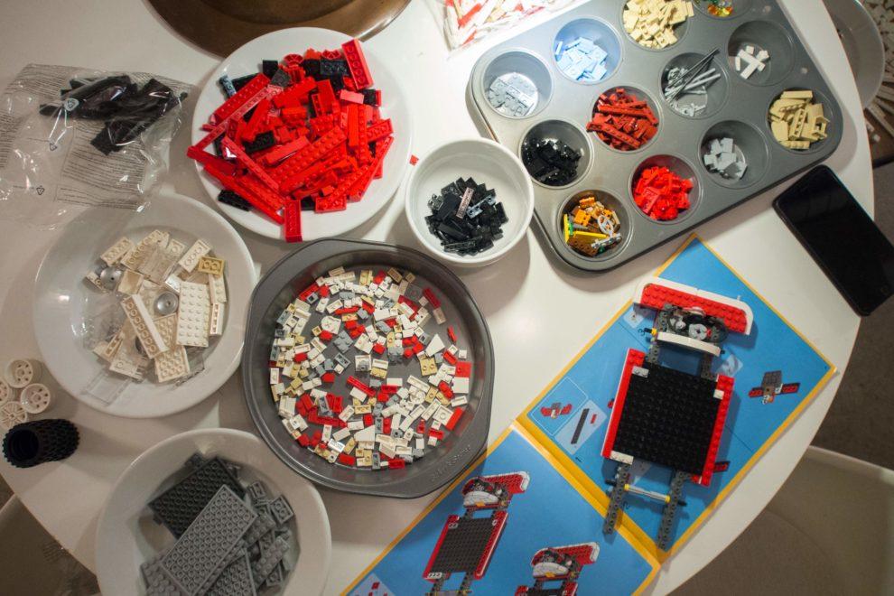 LEGO OCD