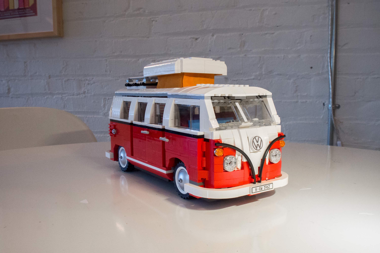 Lego VW Bus
