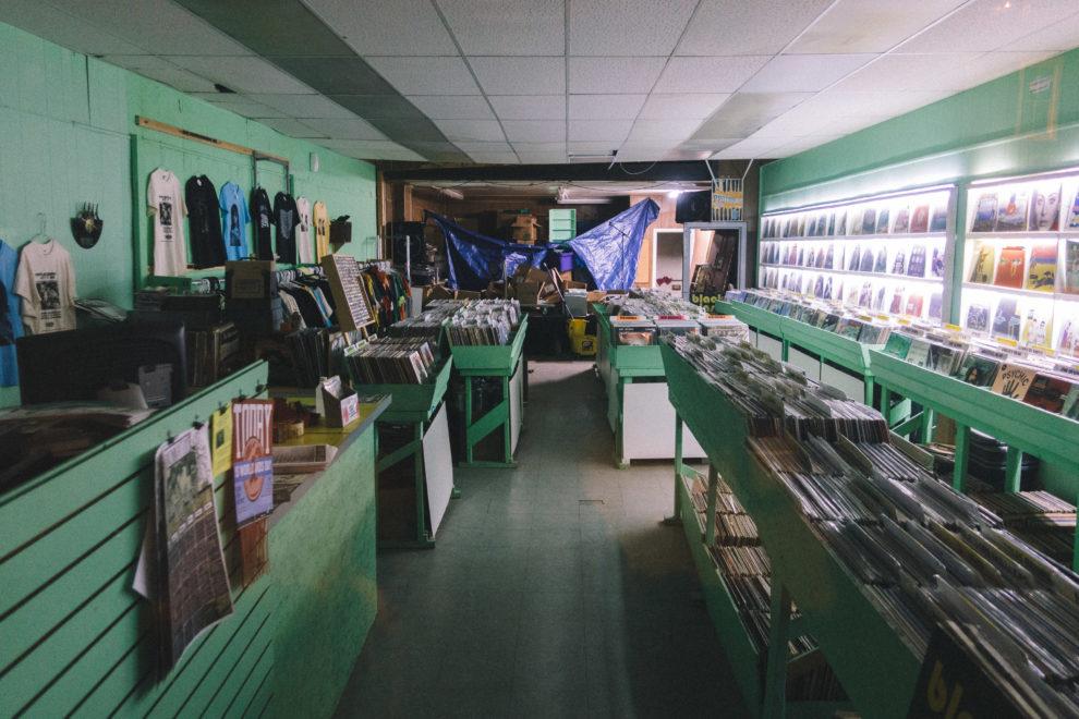 Black Plastic Records