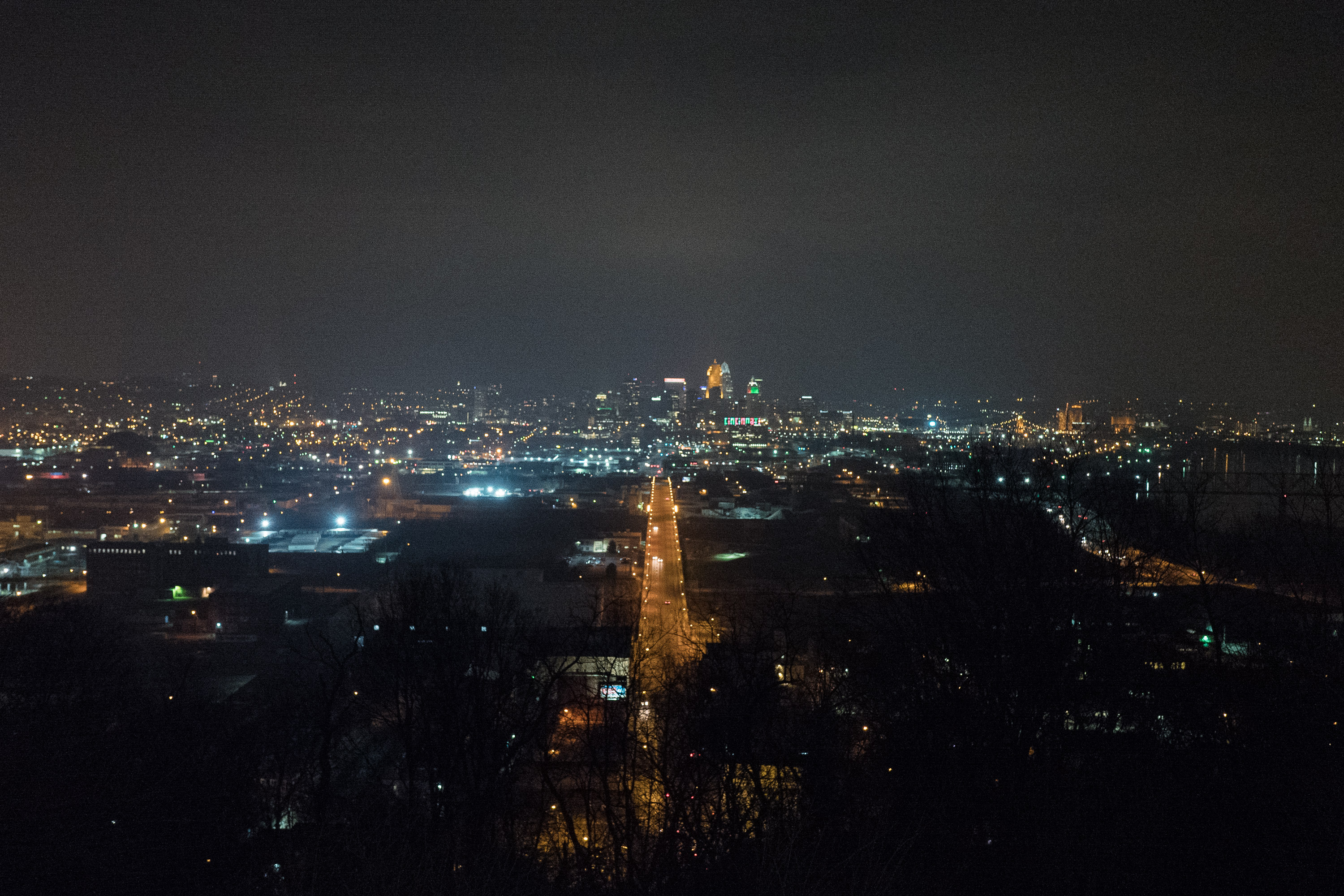 View from the Incline Public House
