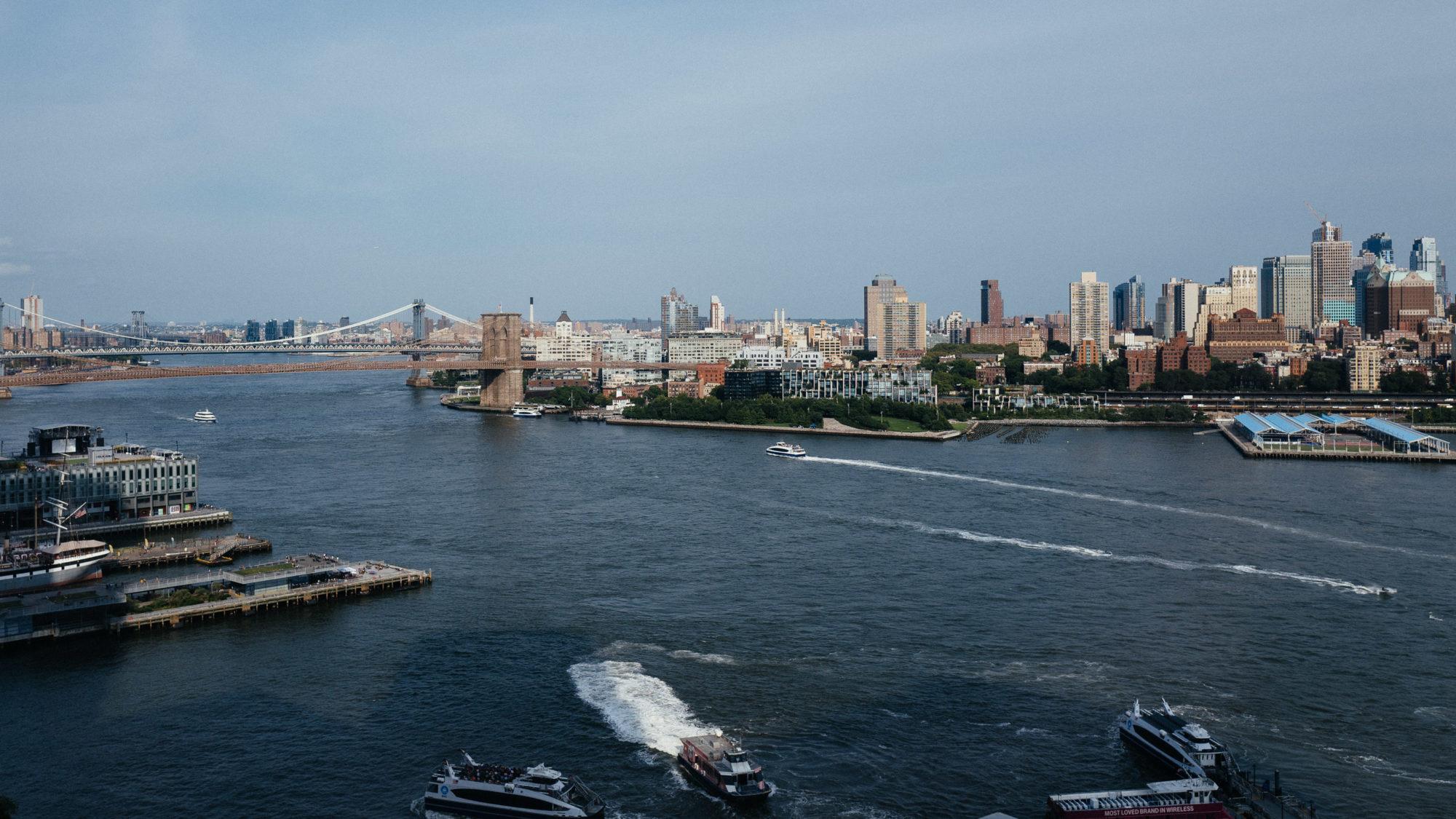 Brooklyn from Manhattan