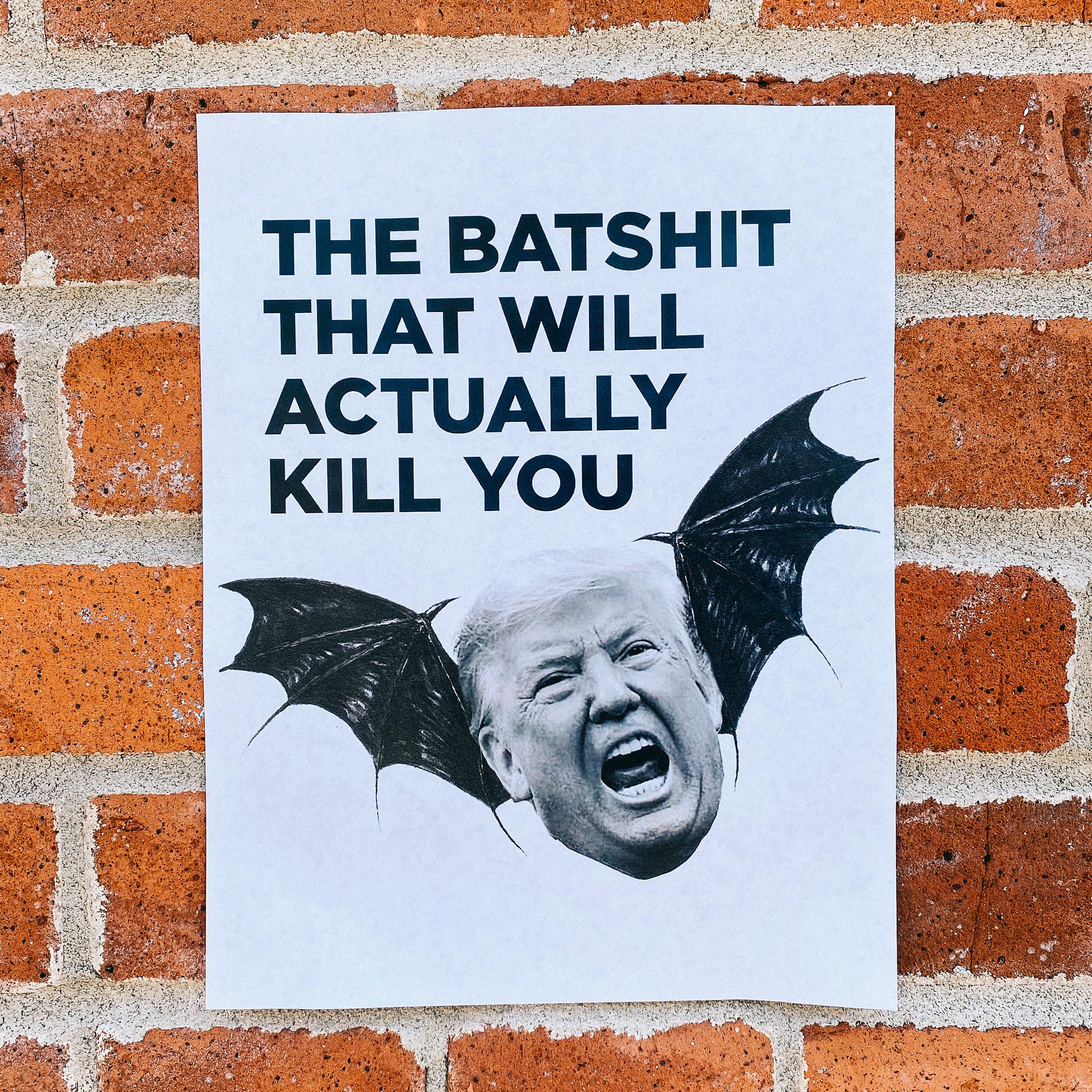 Batshit Trump