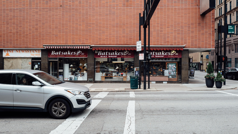 Batsakes Hat Shop