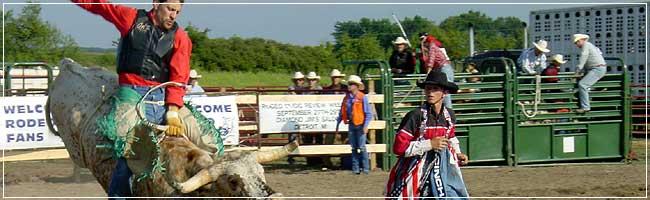 Woof pardner, click fer mor pics