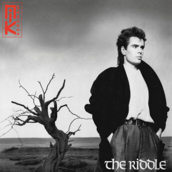 Nik Kershaw The Riddle album cover