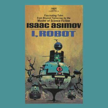 I, Robot paperback