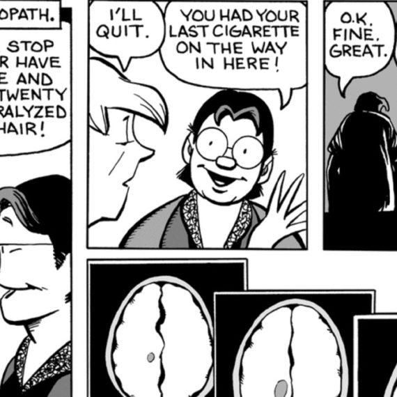 mom's cancer comic