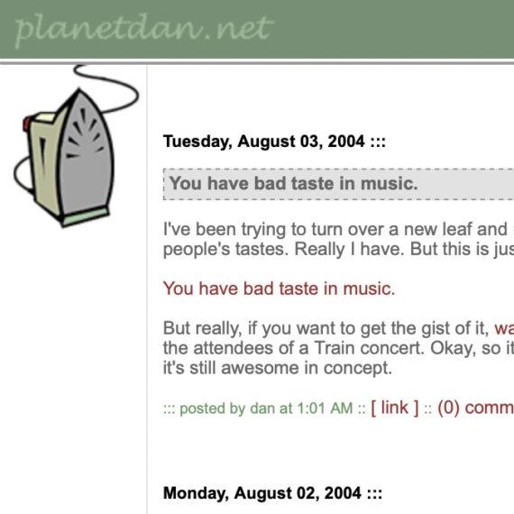Planet Dan