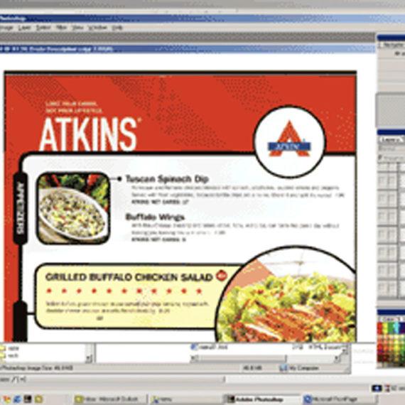 TGIF menu prank