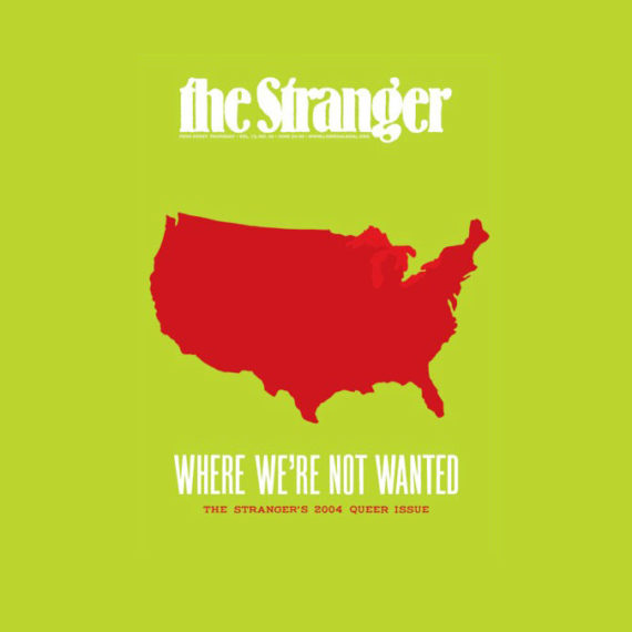 The Stranger Queer Issue