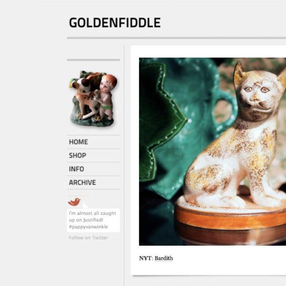 Golden Fiddle weblog