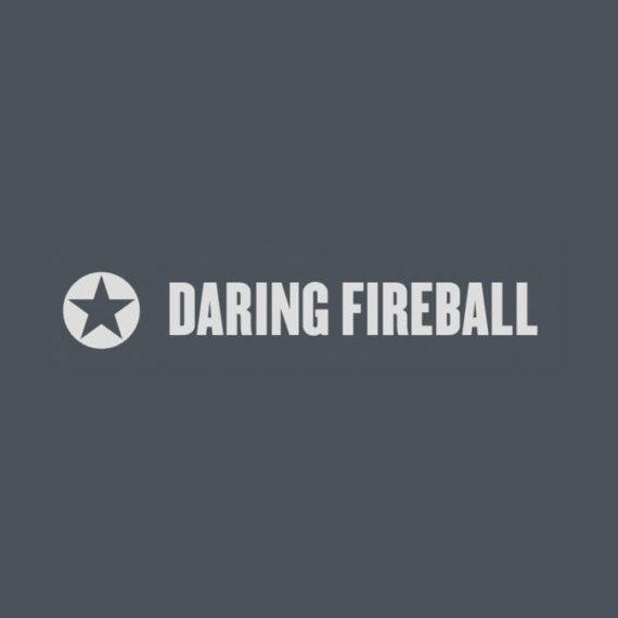 Daring Fireball logo