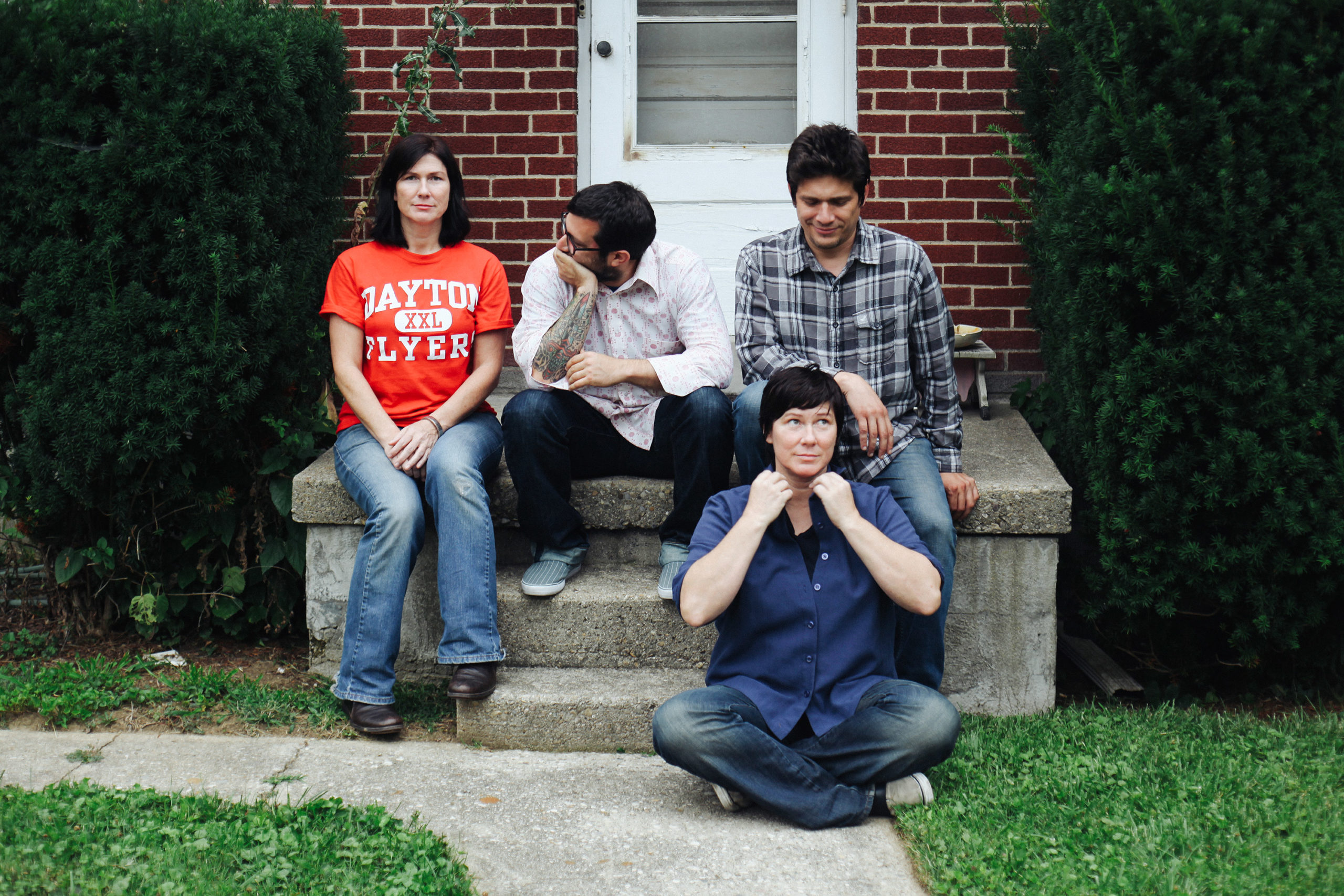The Breeders band