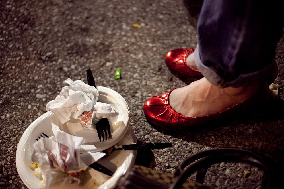 jodi's shoes, spent plate