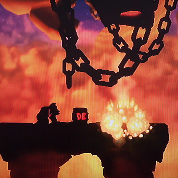 Donkey Kong Country Returns screen shot