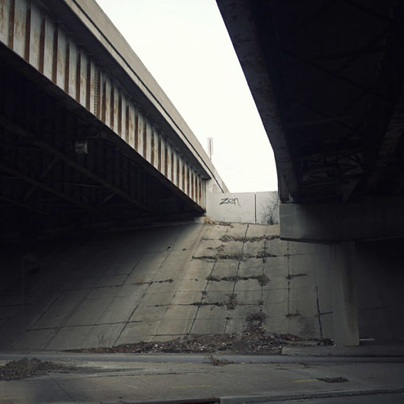 Under and underpass