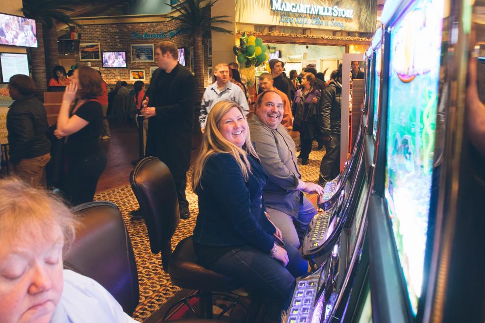 Brown and Feldman press the gambling buttons