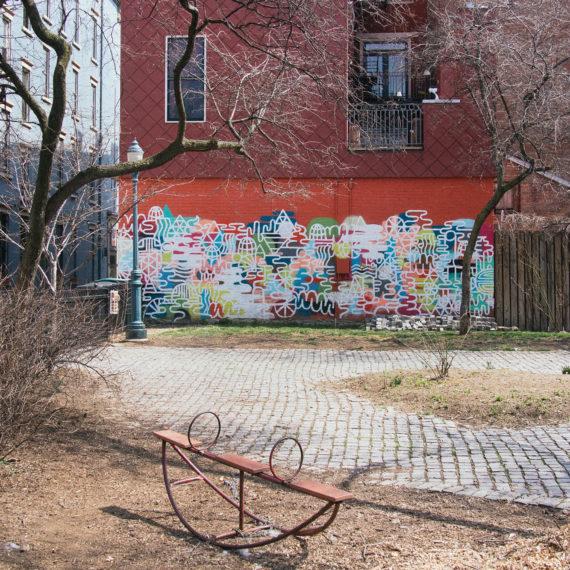 Mike Perry Mural in Cincinnati