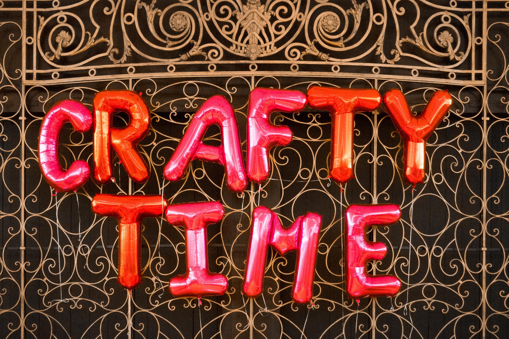 Crafty Time