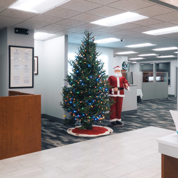 Northside Bank Santa