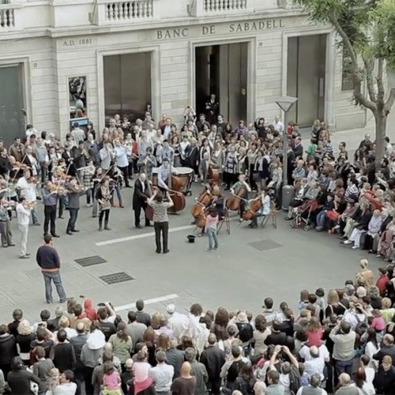 Symphony on the street