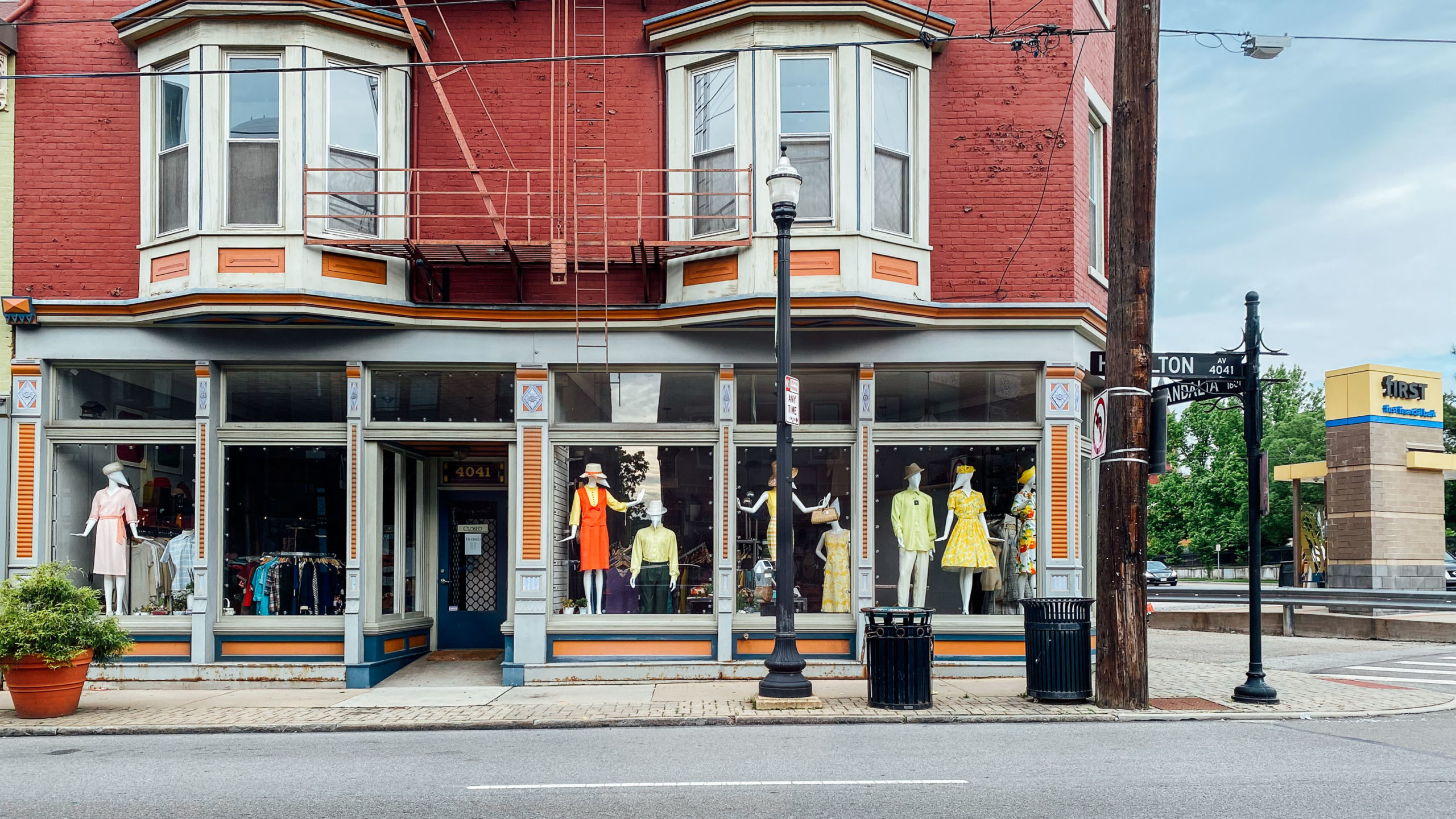 Storefront in Northside Ohio