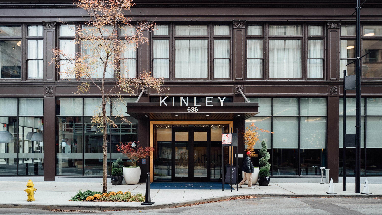 Kinley (a new hotel in Cincinnati)