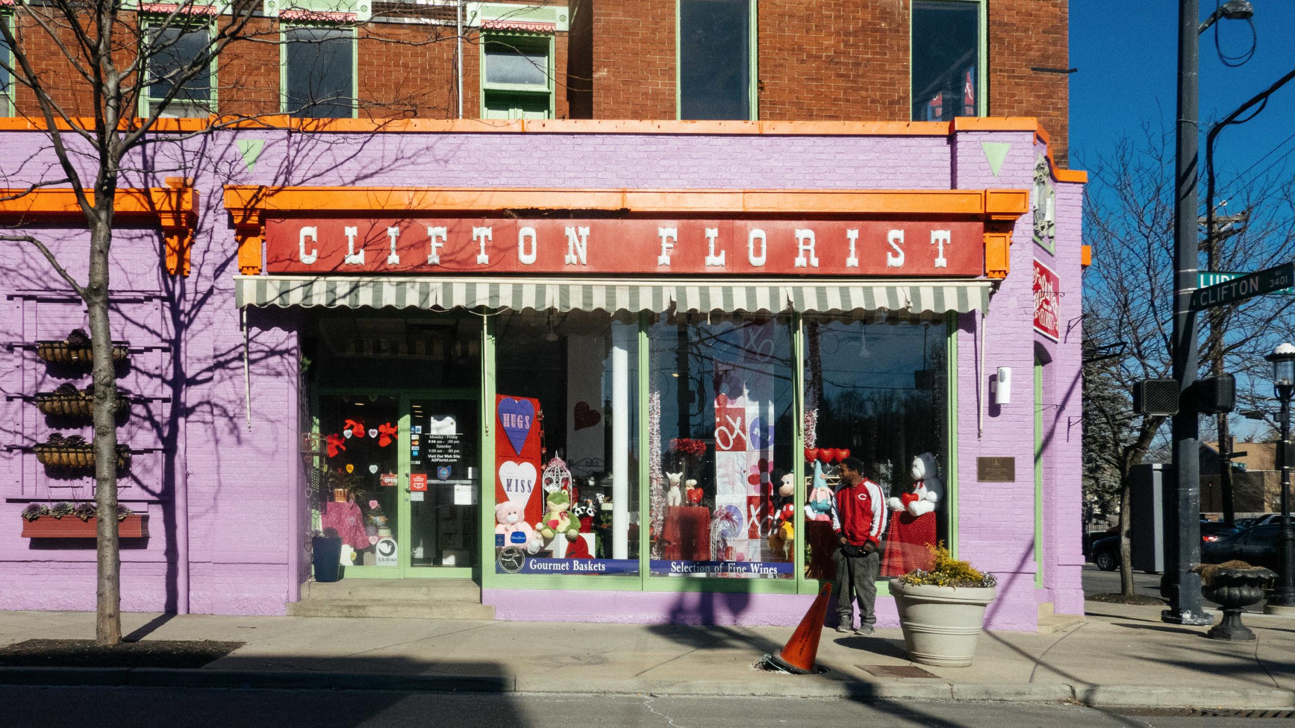 Clifton Florist Cincinnati