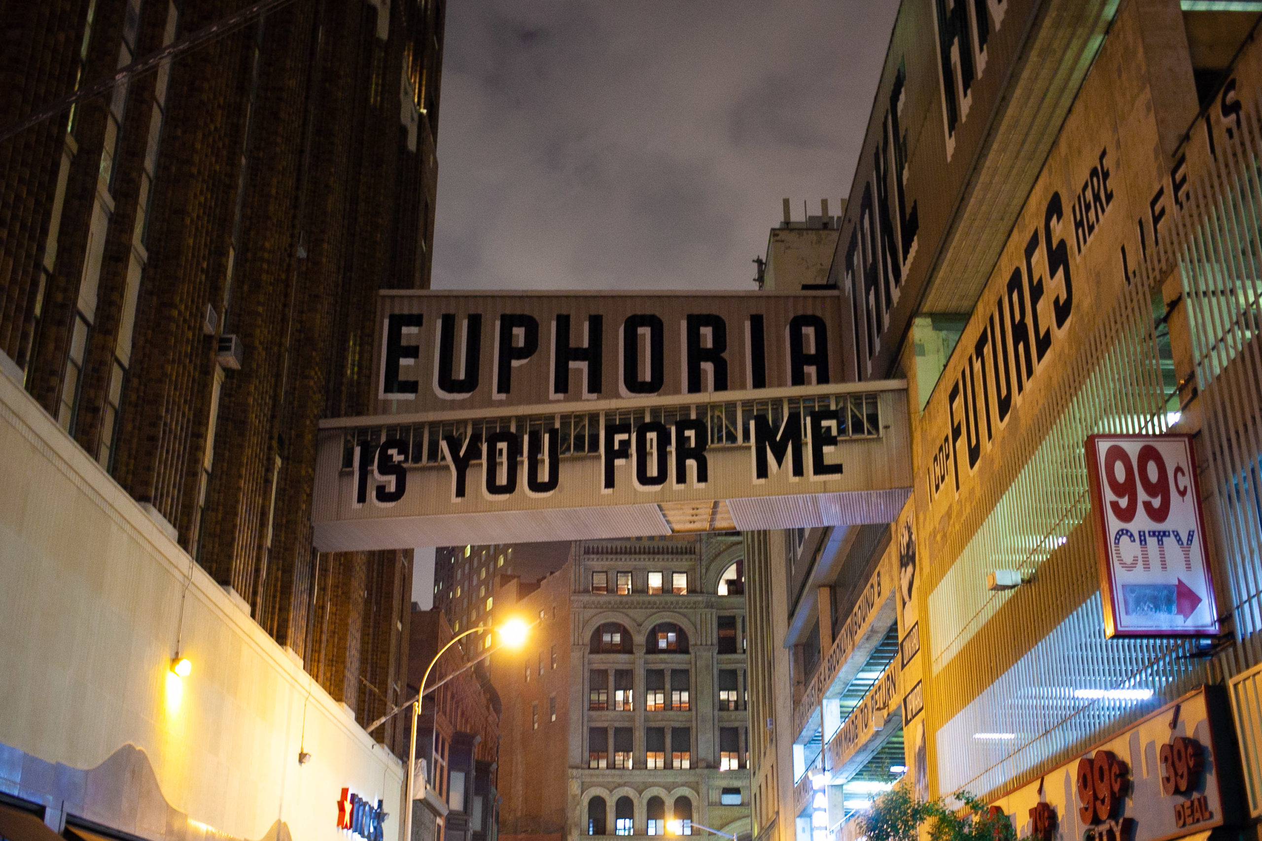 Euphoria is you for me