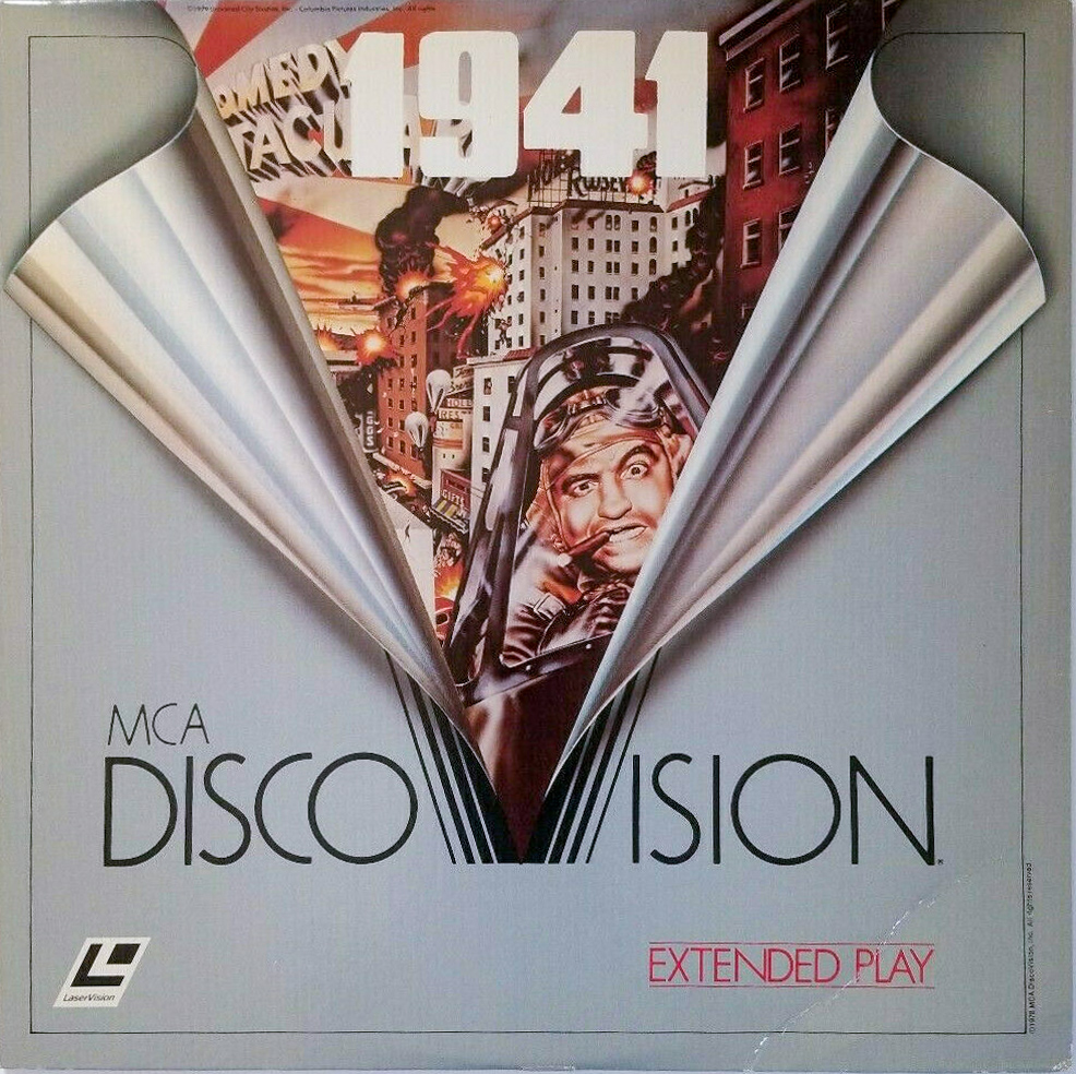 1951 on laserdisc
