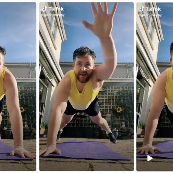 fitness tiktik