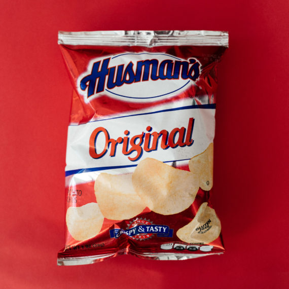 Husman's Potato Chips