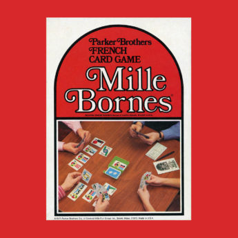 Mille Bornes box, image by Jim Hughes