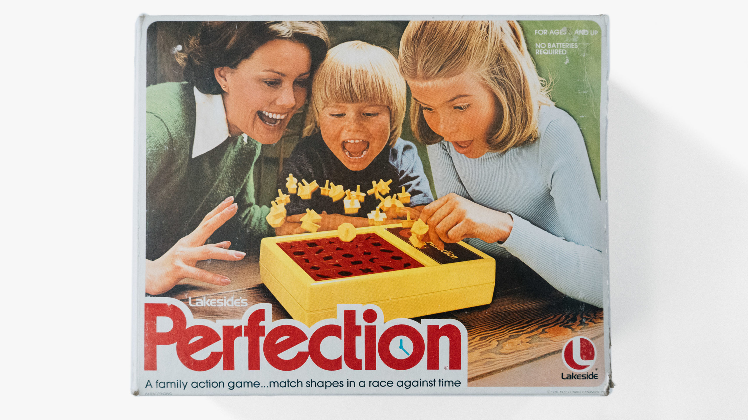 Perfection game box